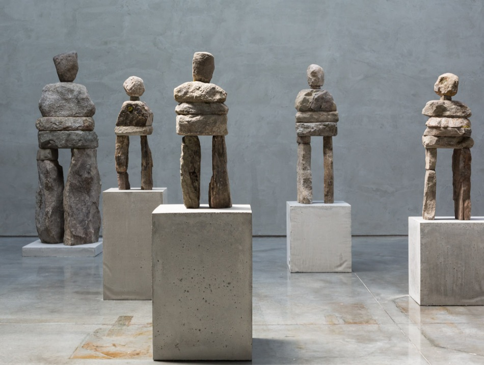Ugo-Rondinone-Soul-Installation-View-via-Gladstone-Gallery